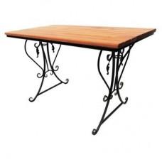 Кованый стол КОВ8