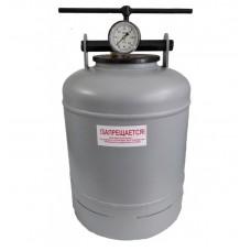 Автоклав для домашнего консервирования Новогаз 18 литров