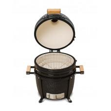 Угольный гриль Kamado Bono Minimo 15 черный