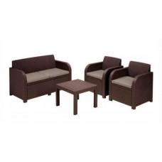 Комплект мебели для отдыха Keter Georgia set (Джорджия Сэт)