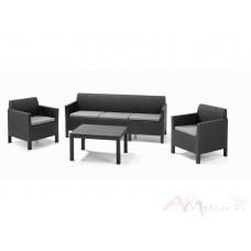 Комплект мебели Keter Orlando 3-sofa set