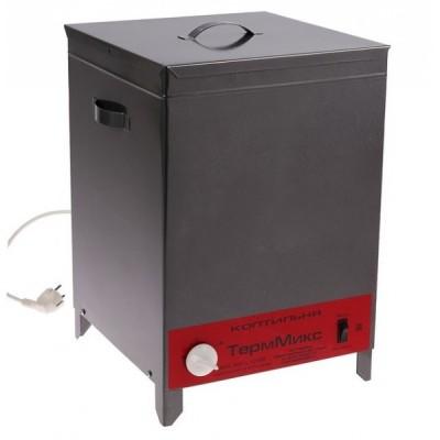 Коптильня электрическая цельнометаллическая ТермМикс фото