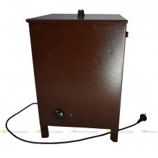 Электрическая коптильня горячего копчения ЭлектроЧУДО УЗБИ