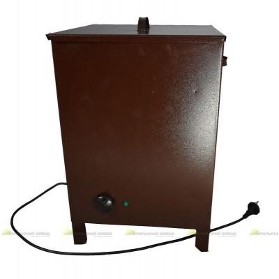 Электрическая коптильня горячего копчения ЭлектроЧУДО УЗБИ фото