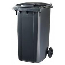 Контейнер для мусора ESE 240 л черный