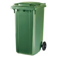 Контейнер для мусора ESE 240 л зеленый
