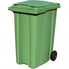 Мусорный контейнер ESE 360 л зеленый