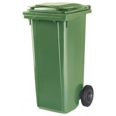 Контейнер для мусора ESE 120 л зеленый