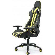 Офисное кресло Calviano RACE WRC yellow/black