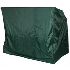 Чехол-укрытие для садовых качелей Универсальный 2,4 м зеленый оксфорд