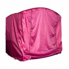 Чехол-укрытие для садовых качелей Olsa Палермо Премиум бордовый оксфорд