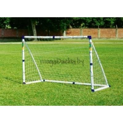 Футбольные ворота из пластика PROXIMA, размер 6 футов, 183х130х96 см