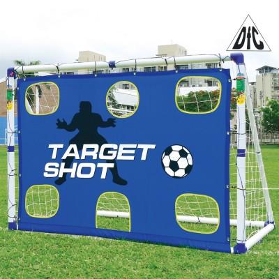 Футбольные ворота DFC 2 в 1 GOAL7180T фото