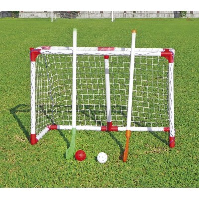 Хоккей JC-101A набор для игры на траве красно-белый фото
