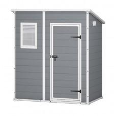 Хозблок MANOR Pent 6x4 серый