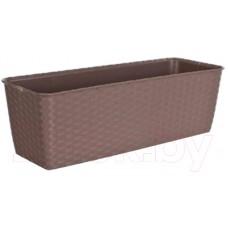 Кашпо Banquet 4773707 (коричневый)