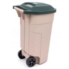 Контейнер для мусора на колесах 110L