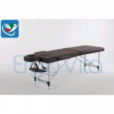 Массажный стол Коричневый ErgoVita CLASSIC ALU