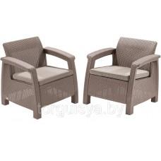Набор мебели CORFU II DUO  песочный