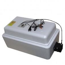 Инкубатор Несушка с цифровым терморегулятором 36 яиц автопереворот 12В гигрометр