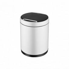 Сенсорное мусорное ведро JAVA Midy 12L White