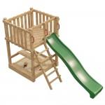 Детская деревянная площадка 1-й Элемент