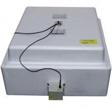 Инкубатор Несушка с аналоговым терморегулятором, цифровой индикацией, на 104 яйца, автопереворот