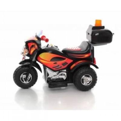 Электромотоцикл Racer HL218 черный фото