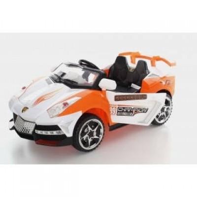 Электромобиль Racer N2117 POLICE LAMBO