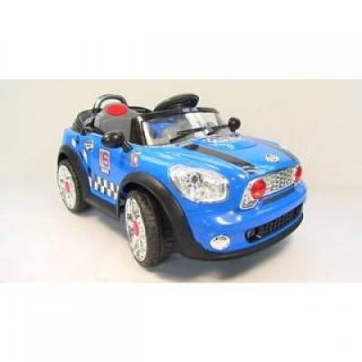 Электромобиль Racer MINI COOPER N118 SPORTCAR Blue фото