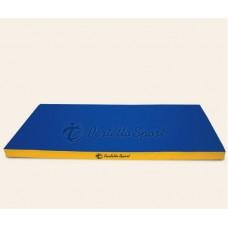 Мат гимнастический Perfetto Sport №6 синий