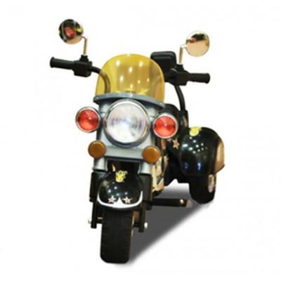 Электромотоцикл Harley Davidson Черный, Sundays B19 фото