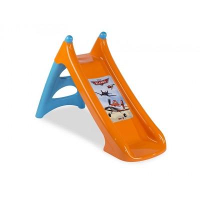 Детская горка пластиковая Smoby Самолеты арт. 310271 фото