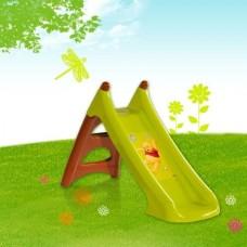 Детская горка пластиковая Smoby Винни арт.310467