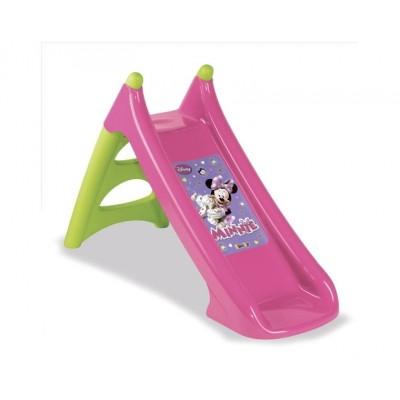 Горка детская пластиковая Smoby Minnie арт. 310275