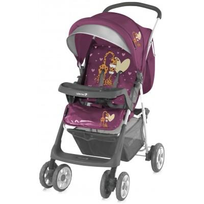 Детская прогулочная коляска Bertoni (Lorelli) Star