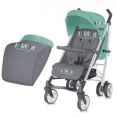 Детская прогулочная коляска Bertoni (Lorelli) S-200 фото