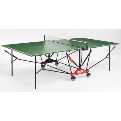 Теннисный стол JOLLA CLIMA outdoor 2014 new, зеленый с сеткой (11601-N) фото