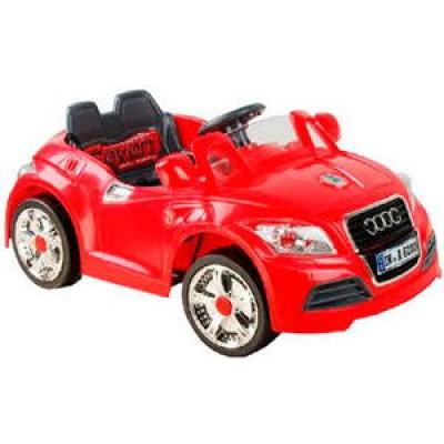 Электромобиль Racer Audi TT JE28C RED фото