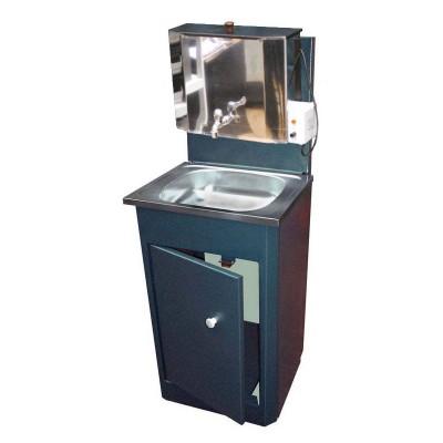 Умывальник Дачный с водонагревателем 15л фото