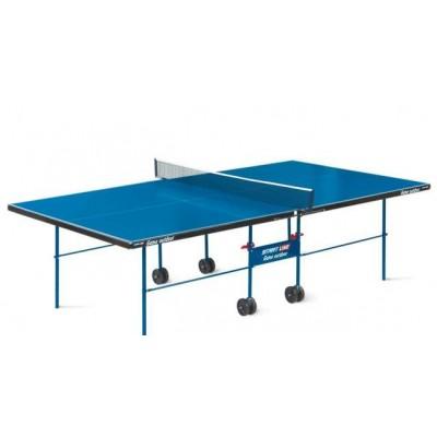 Теннисный стол всепогодный START LINE GAME OUTDOOR 2 с сеткой фото