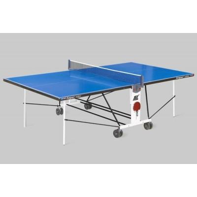 Теннисный стол START LINE COMPACT OUTDOOR 2 с сеткой фото