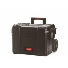 Ящик для инструментов на колесах Mobile GEAR Cart (Гиар Карт), черный