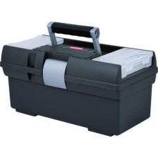 """Ящик для инструментов 16"""" Premium, графит"""