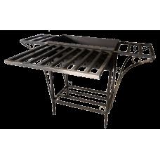 Мангал стационарный МС-01 со столом