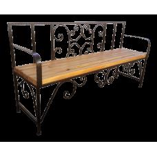 Скамейка для дачи №1