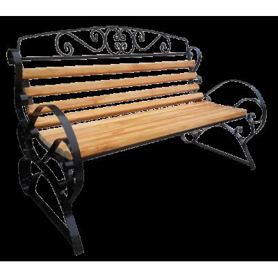 Скамейка для дачи №2 фото