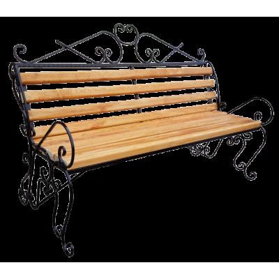 Скамейка для дачи №3 фото