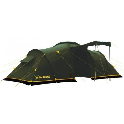 Палатка 4-местная Talberg Base 4 фото