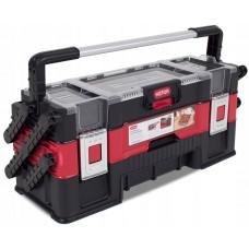 Ящик для инструментов CANTI TRIO ORG DIVIDERS EuroPro, черный